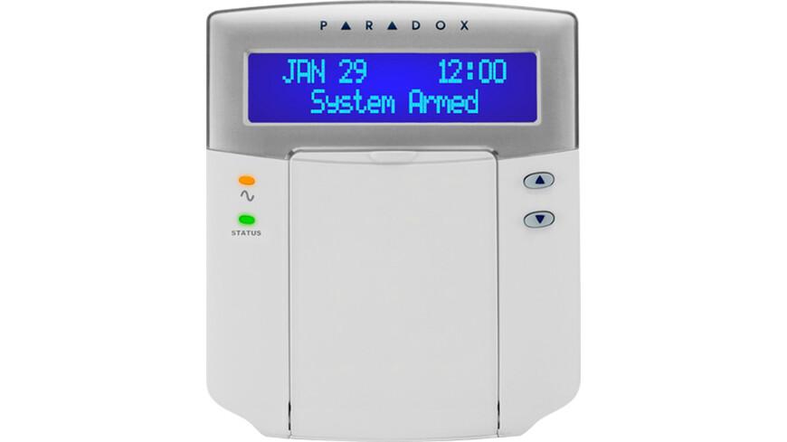 Paradox K32LCD+