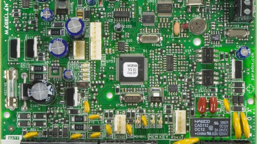 Paradox MG-5000/PCB