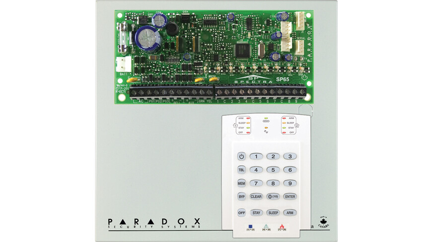 Paradox SP65