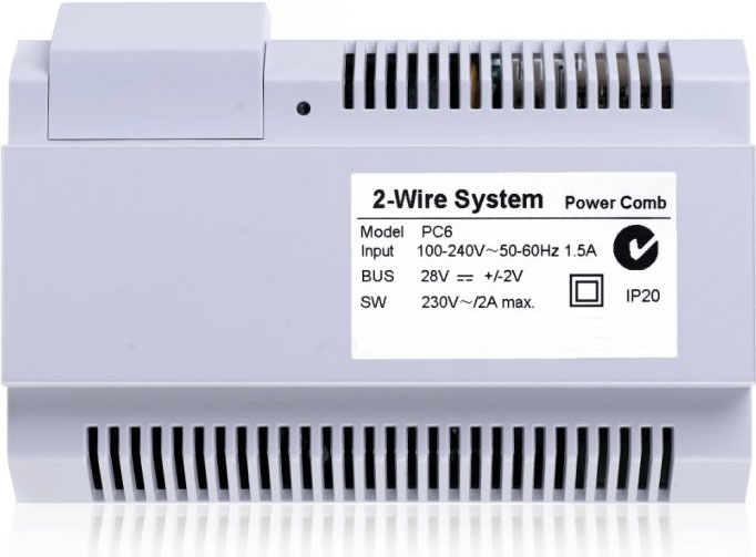 WesternSecurity WS-PC6A