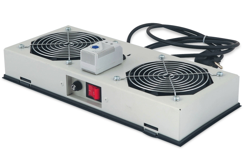 Digitus DN-19 FAN-2-WM-I