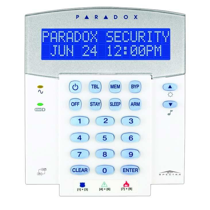 Paradox K32LX 868